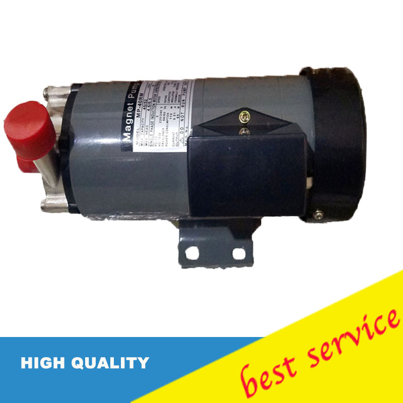 High Temperature Centrifugal Water Pump MP-40RM 50HZ 220V-240V Home Brew Pump Magnetic Drive Pump With Stainless Steel Pump Head