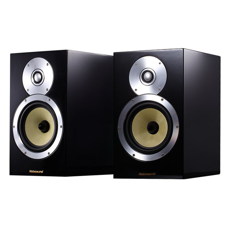 Nobsound DM5 Bookshelf speakers monitor HIFI speakers fever passive audio Hi-Fi sound quality
