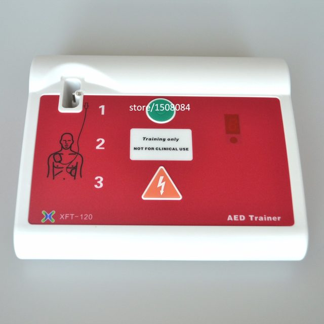 Online Shop Aedsimulation Trainer Xft 120c First Aid Cpr Training
