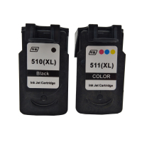 PG 510 CL 511 Ink Cartridge Replacement For Canon pg510 cl511 pg 510 PIXMA MP280 MP480 MP490 MP240 MP250 MP260 MP270 IP2700