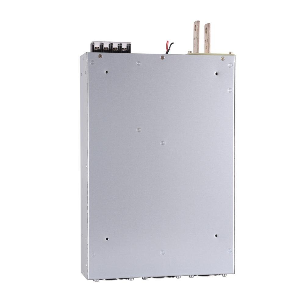1800 W 12A 150 V alimentation 150VDC 0-5 V contrôle de signal analogique 0-150 v alimentation réglable PLC contrôle AC à DC SE-1800-150 - 6