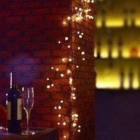 Globe String Light 8 2Ft 3m LED Decorative String Lights For Garden Wedding Xmas Christmas Lighting