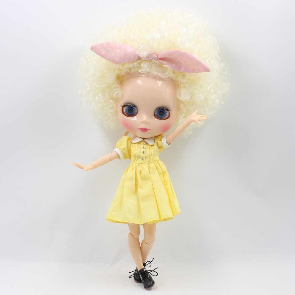 Sister Blythe Dolls Afro Hair 10 Options 10