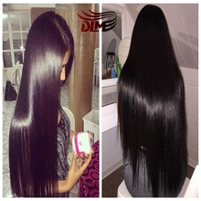 7A Malaysian Virgin Hair Best Unprocessed Human Hair Raw Malaysian Straight Hair Full Lace Wig Bleached Knots Lace Front Wigs