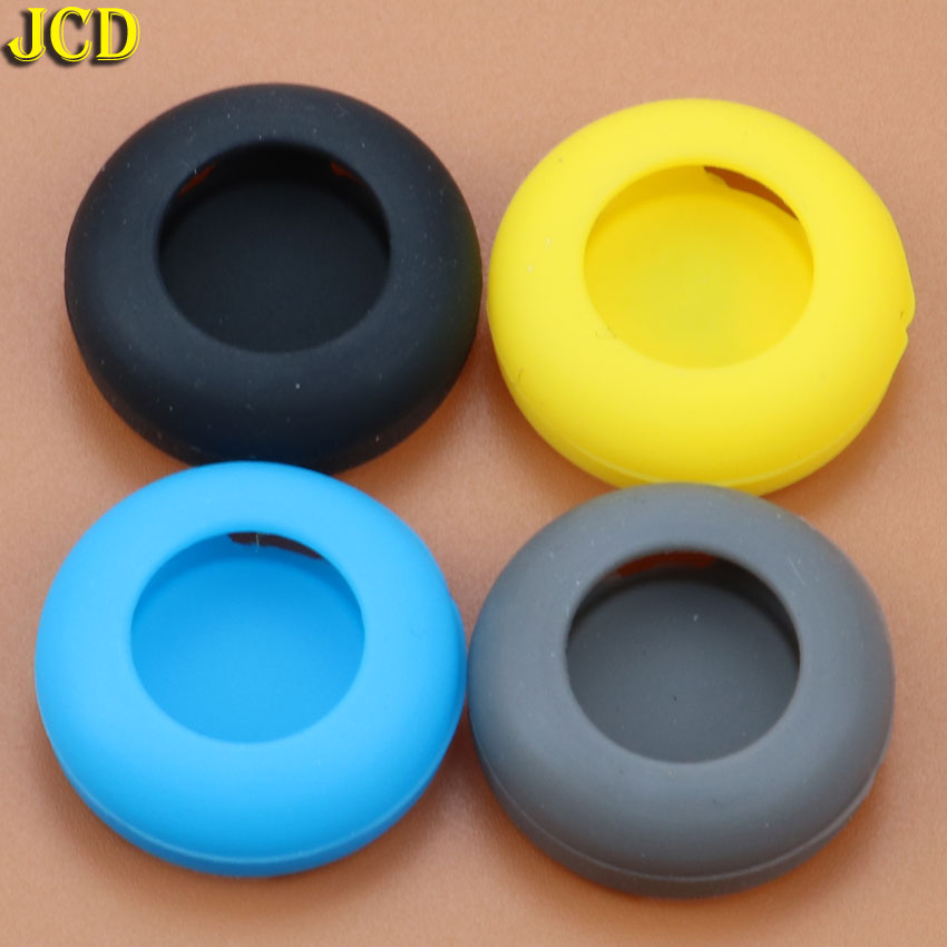 Image 2 - JCD 2pcs Analog Joystick Cover Case For PS3 PS4 Silicone Grip Joystick Cap for Xbox 360 One for Switch NS Pro Controller-in Replacement Parts & Accessories from Consumer Electronics