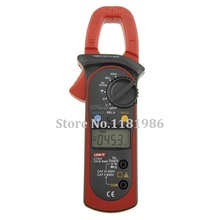 Uni-T UT204 Auto Rang AC DC Ture RMS Auto/Manual Range Digital Handheld Clamp Meter Multimeter Test Tool