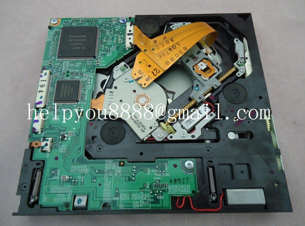100 New Matsushita DVD navigation mechanism 3050 laser drive for Denso Toyota Chevrolet GMC Chrysler Ford