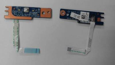 WZSM Original Power Switch Button Board Cable For DELL Inspiron 15R 5520 7520 Tested Well