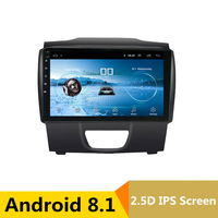 9 Android 8.1 Car DVD GPS for Chevrolet Trailblazer Colorado S10 Isuzu D max MU X Radio audio stereo headunit bluetooth wifi