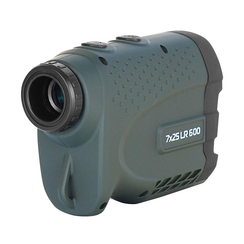 7 × 25 LR600 望遠鏡レーザー距離計レーザー距離計単眼ゴルフ狩猟レーザレンジファインダ巻尺ルーレット  グループ上の スポーツ & エンターテイメント からの レンジファインダー の中 3