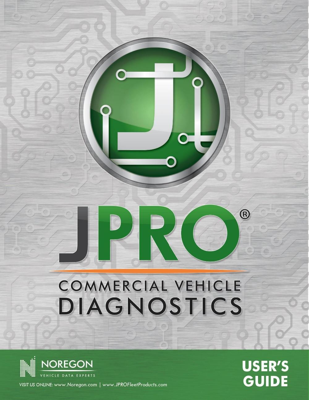 Image 2 - 2019 JPRO DLA+2.0 2016 V1.0  2017 V3 2019v1 software Vehicle Interface Diesel Heavy Duty Truck Scanner Fleet Diagnostic Tool on