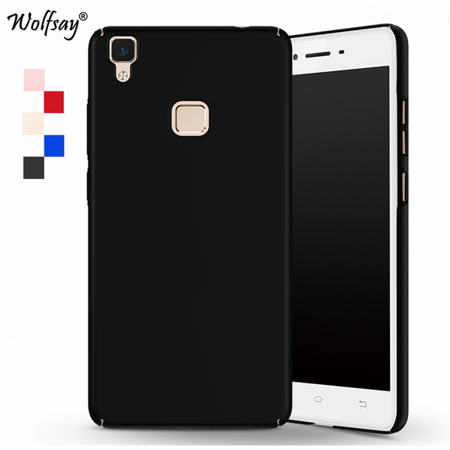 brand new a139c 37778 US $1.69 25% OFF|Wolfsay For Cover Vivo V3 Max Case Ultra Thin PC Phone  Protection Mobile Phone Case For Vivo V3 Max Cover For Vivo V3 Max  Fundas-in ...