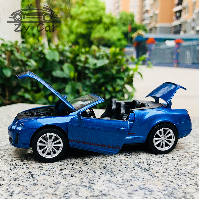 MZ 1:32. Bentley Continental Roadster Convertible Car