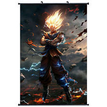 Dragon Ball Home Decor Wall Scroll Poster (24 styles)