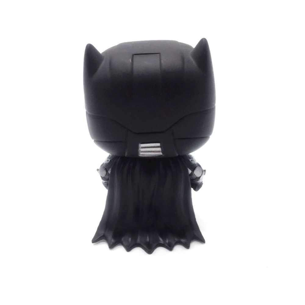 Official FUNKO POP Batman ตัวละครการกระทำรูปตุ๊กตา Collection Model ของเล่น Origina กล่องบรรจุ