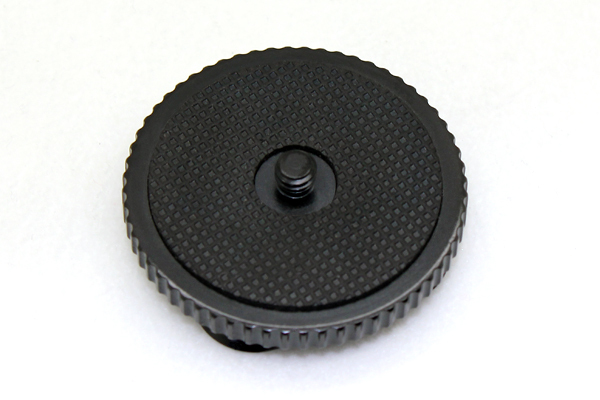 FITTEST FP-50D Round Arca-Swiss Quick Release Plate for All Ball Heads 50mm Arca Swiss SUNWAYFOTO MARKINS RRS Compatible