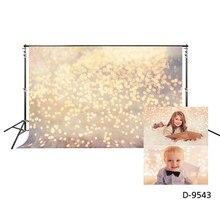 Brilho dourado brilho fundo de luz brilhante colorido dourado para retratos de natal/youtube vídeo/instagram