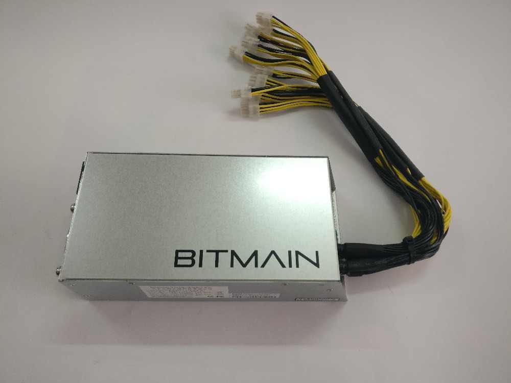 Nuevo BTC LTC DASH ETH minero de APW3 + + 12-1600-A3 para ANTMINER S7 V9 S9 S9i S9j L3 + d3 T9 + DR3 Z9 Baikal BK-X BK-G28