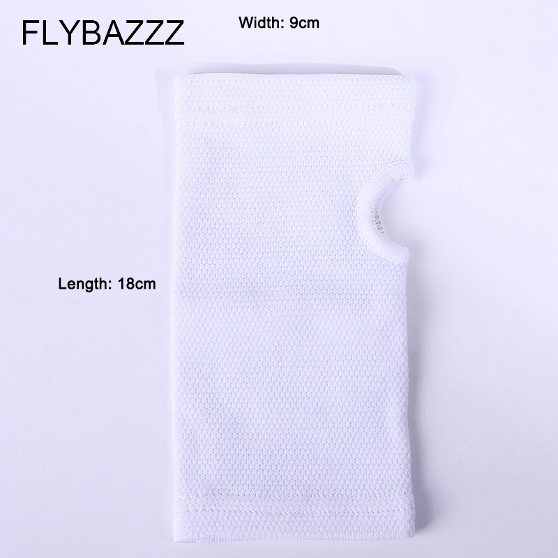 FLYBAZZZ 1PCS High Quality Volleyball Exercise Hand Brace Palm Support Pad Gym Accessories Yoga Fitness Wrist Brace freeshipping (6)