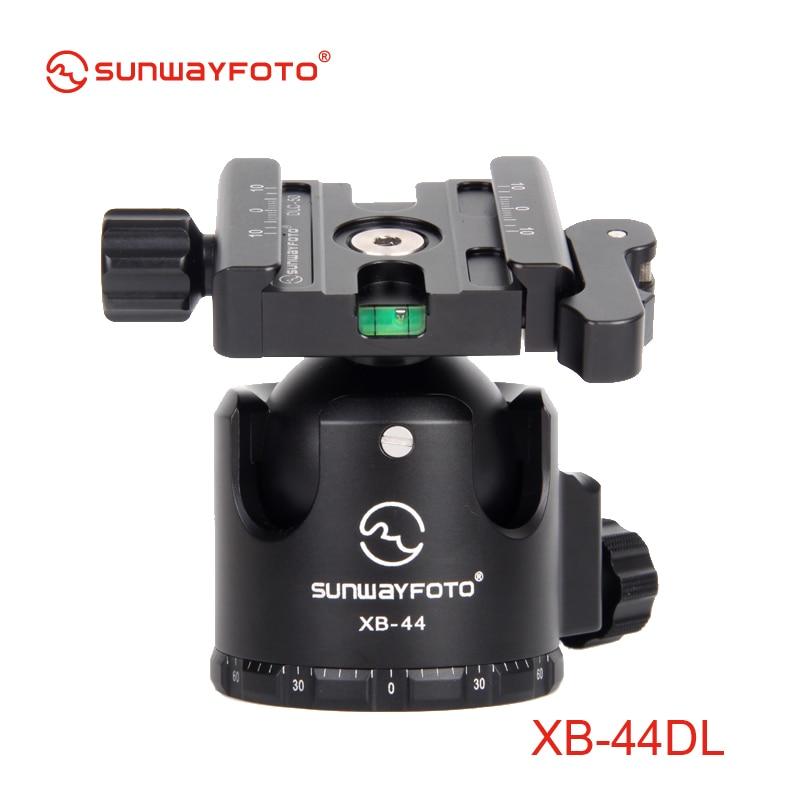 SUNWAYFOTO XB 44DL Low Profile font b Tripod b font Head for DSLR font b Camera