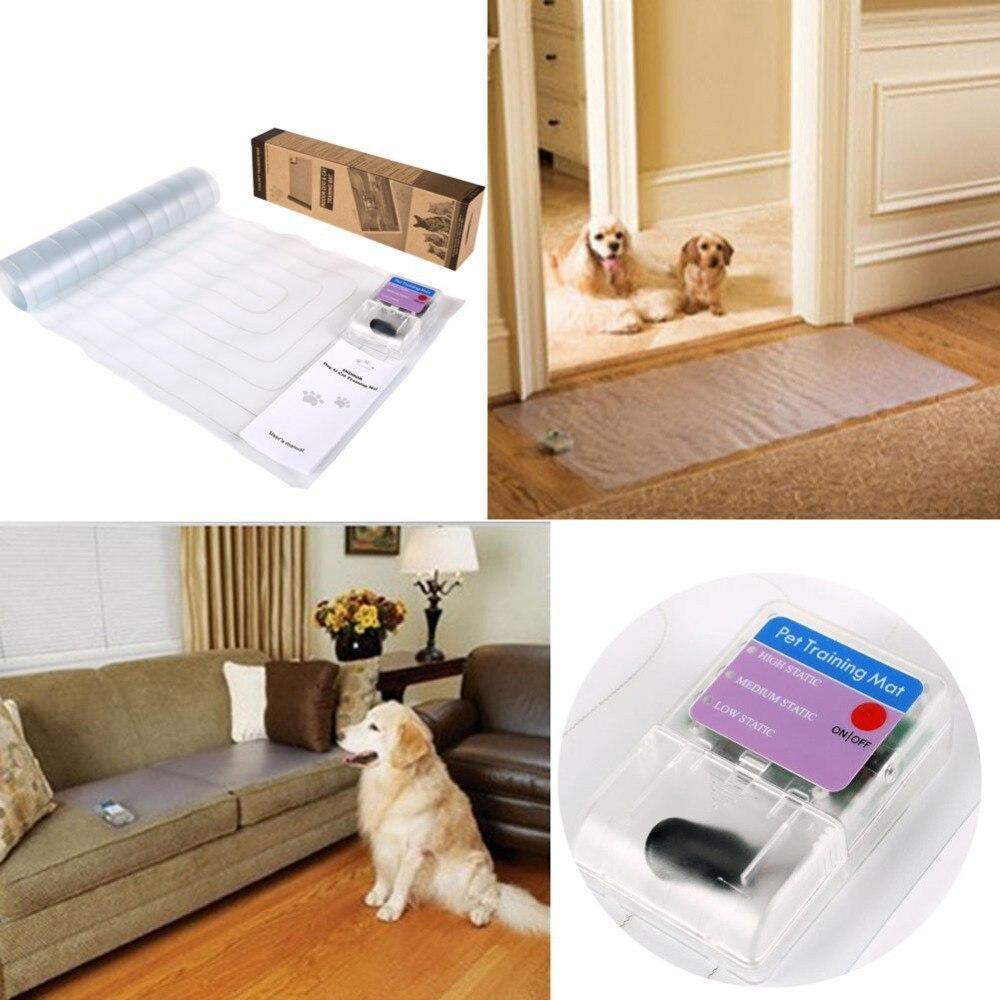 20x48 дюймов электронное обучение питомца кота собаки барьер репелленты шок скат коврик домашних животных Учительство продукты, новые