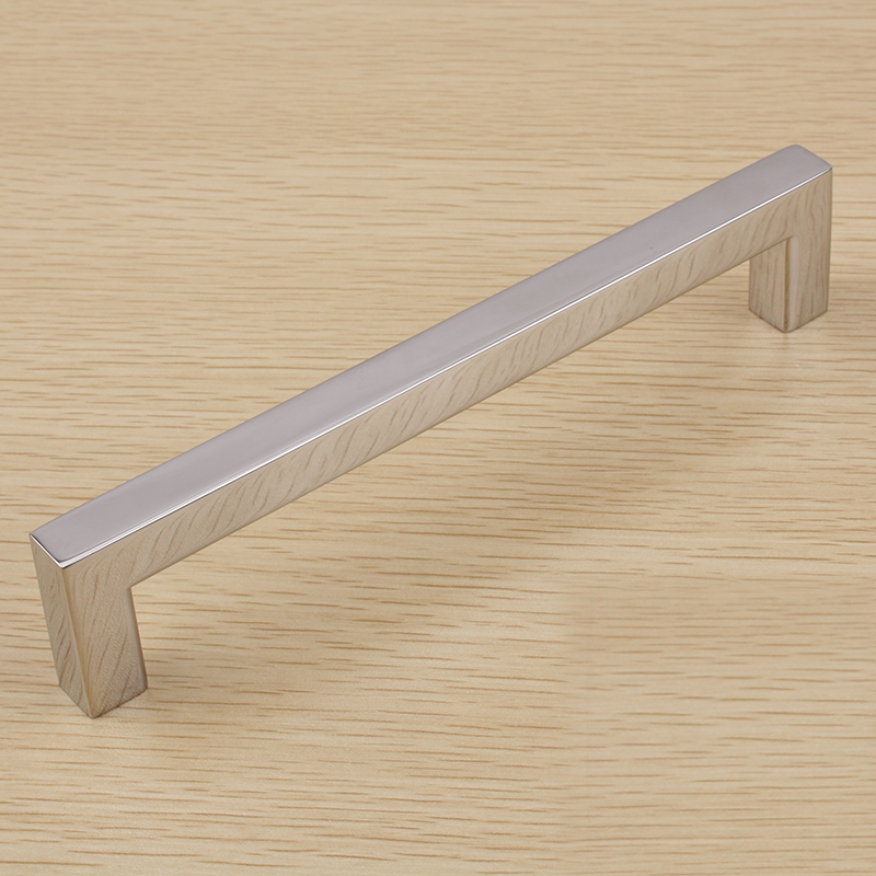 Modern Stainless Steel 304 European Style Furniture Handle Wardrobe Drawer Cabinet Door Hardware Kitchen Cabinet Door Handle 4pcs naierdi c serie hinge stainless steel door hydraulic hinges damper buffer soft close for cabinet kitchen furniture hardware