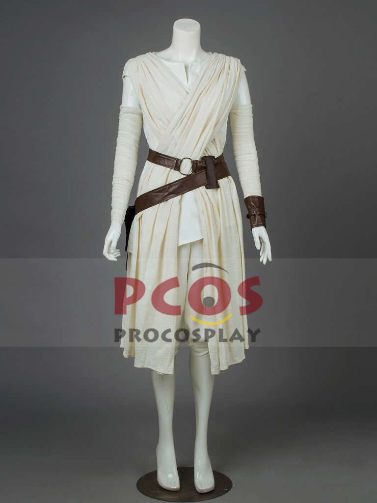 Star Wars: The Force Awakens Rey Simplified Cosplay Costume mp003186