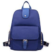 Высокое качество женские Путешествия Рюкзак Холст Школьные сумки для девочек-подростков на молнии плече портативный Дамы повседневные рюкзаки Mochila