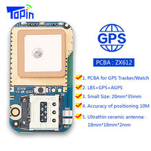 Hot ZX612 Mini Hidden font b GPS b font Tracker Positioner Locator SOS Alarm Web APP