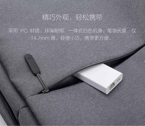 Image 4 - Xiao mi orijinal mi USB3.0 Gigabit Ethernet çoklu adaptör USB RJ45 ağ kablosu arabirim yüksek hızlı USB Splitter dizüstü