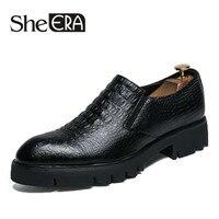 Fashion en loafers Spilt leather shoes outdoor driving shoes italian tassel loafers moccasins men slip on flats shoes for men