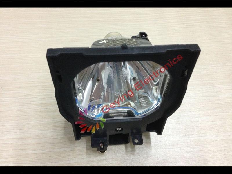 0df74fe81812 Venta caliente original lámpara de proyector POA-LMP49 para PLC-UF15  PLC-XF42 PLC-XF45 LU77 LX100 Roadrunner LX100