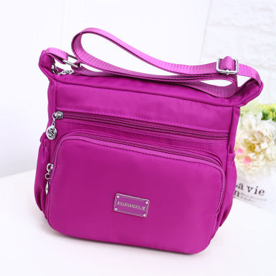 New Fashion Women Travel bag!Hot Lady Oxford shopping Shoulder&Crossbody bag Top Versatile fresh carved one-shoulder cross bags