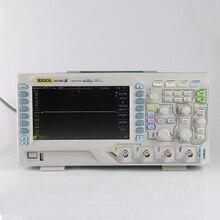 Oryginalny Rigol DS1054Z odblokowany 4 kanały 50Mhz pasmo 12Mpts pamięć oscyloskop cyfrowy, 4 opcje za darmo, Brand New