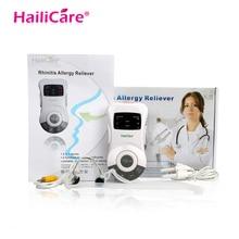 Уход за носом ринит терапия Аппарат для избавления от аллергии низкочастотный лазерный носовой перегрузки синусит храп лечение устройства массажер