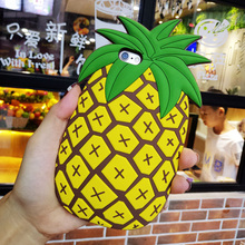 New 3D Fruit Pineapple Phone Cases For Samsung Galaxy J7 Prime