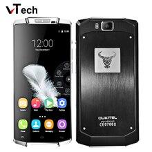 En stock D'origine Oukitel K10000 5.5 pouces HD 4G LTE Android 5.1 10000 mAh Batterie 2 GB 16 GB MTK6735 64bit Quad Core 13MP Smartphone
