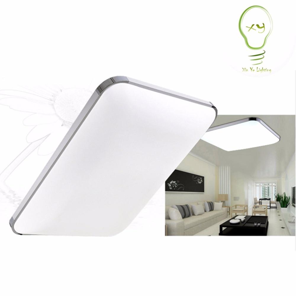 Modern Led Kitchen Lighting: 2017 Modern LED Apple Ceiling Lights Square 30CM LED