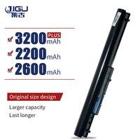 JIGU 4 תאי סוללה למחשב נייד 0A04 0AO4 TPN-C113 TPN-C114 TPN-F112 TPN-F113 עבור HP 240 G3 246 G2 246 G3 256 g2 CQ14 CQ15