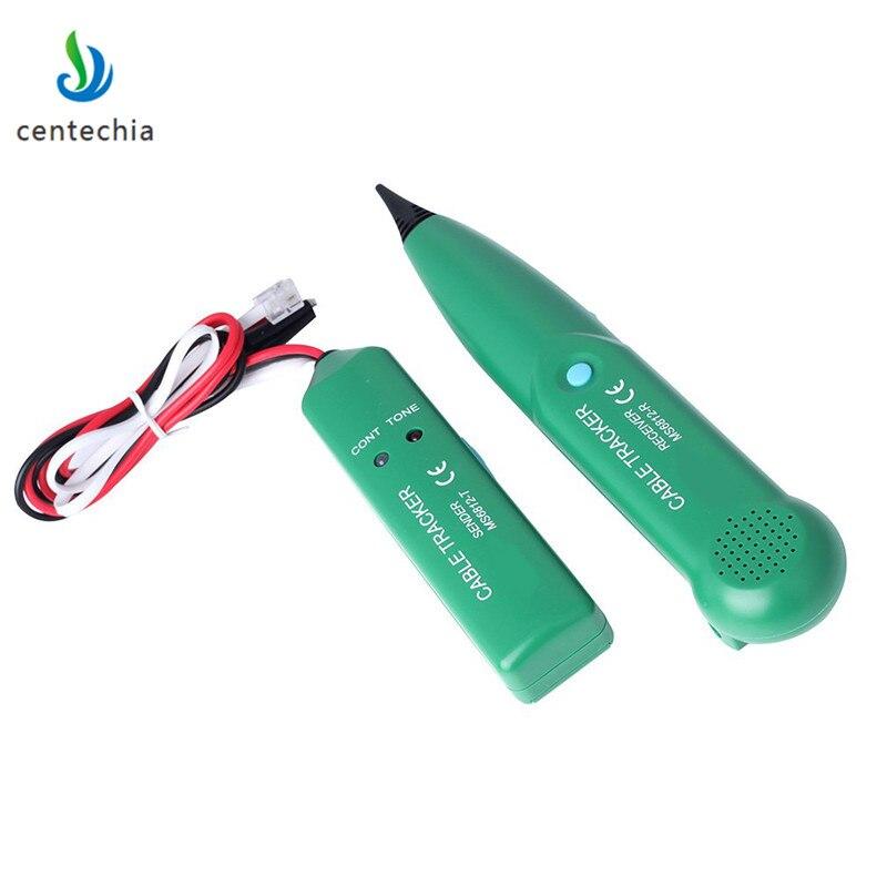 Centechia 1 шт. Новый 6F22 (9 В) телефон Провода Сети Кабельного Тестера Линии Трекер для aimo MS6812 (ms6812-t и ms6812-r)