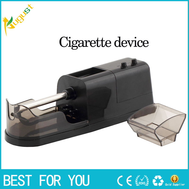 3pcs/lot Cigarette Tobacco Automatic Electric Rolling Roller Machine Injector Maker DIY