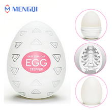 Wavy Eggs Male Masturbator Realistic Vagina Real Pussy Vaginal Adult Toys Penis Trainer Sex Toys For Men Masturbatings