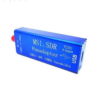 MSI de mayor sensibilidad  ¿SDR Panadapter Kit de banda ancha Software  Radio MSI? DEG 10 KHz-2 GHz