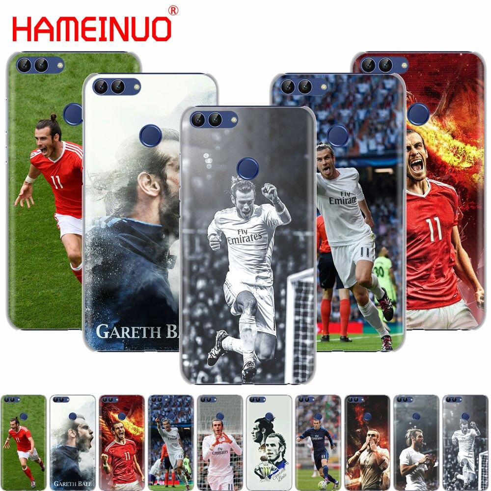 HAMEINUO Gareth Bale cell phone Cover Case for huawei Honor 7C Y5 Y625 Y635 Y6 Y7 Y9 2017 2018 Prime PRO