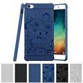 """Tpu soft case para xiaomi mi note pro minote lte 5.7 """"duplo 3d relief case veias do dragão casos de telefone capa para xiao mi m note"""