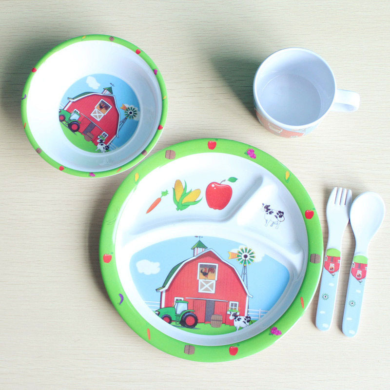 Cups, Dishes & Utensils Baby Plate