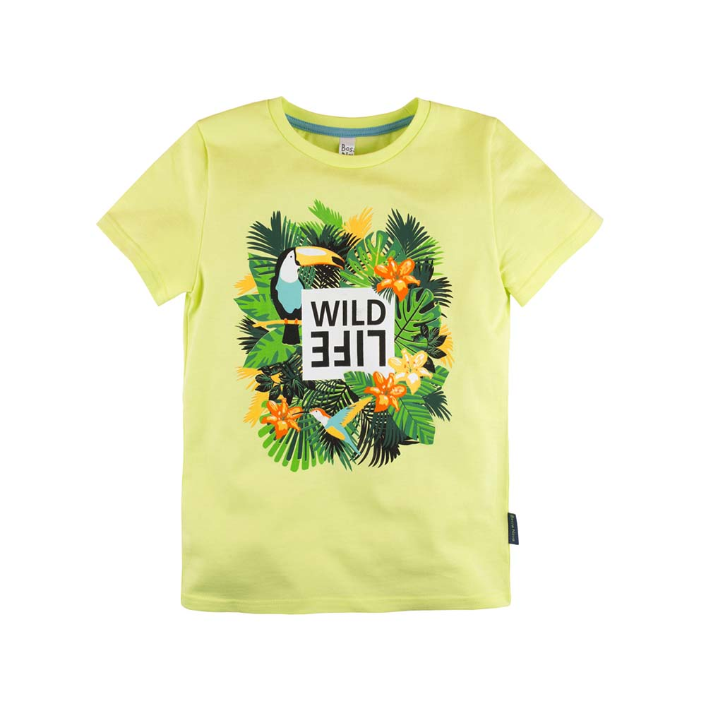 T-Shirts BOSSA NOVA for boys 267b-161 Top Kids T shirt Baby clothing Tops Children clothes summer t shirt tops pants trousers 2017 new arrival boys clothes hot sale baby boy clothing set kid clothes outfits sets for boy