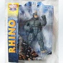Подлинная в коробке Marvel выберите DST комического персонажа, который может двигаться даже носорог Модель робот фигурка Приключения детская игрушка для подарка