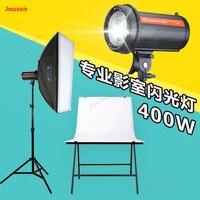 400 Вт фотографического лампы вспышки света studio мягкий свет фотография box мягкие сарай фотовспышкой CD50 T03