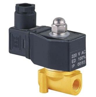 5 шт. 3/8 ''DC 24 В 2 Way Женский Нитки воды флеш электромагнитный Клапан DIN разъем